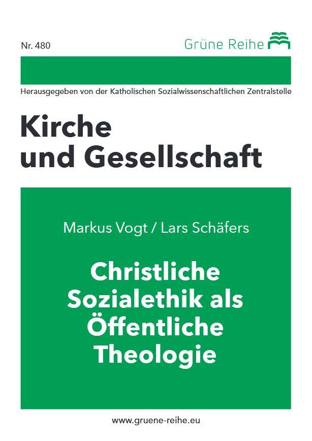 CSE als Öffentliche Theologie