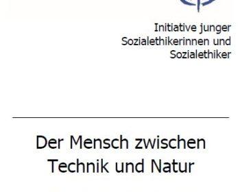 Forum Sozialethik 2021